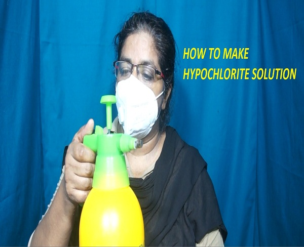 How to Sanitize your Home and Office During Covid Time.
